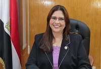 BU congratulates Prof. Randa Mustafa for her appointment as a Member of Parliament